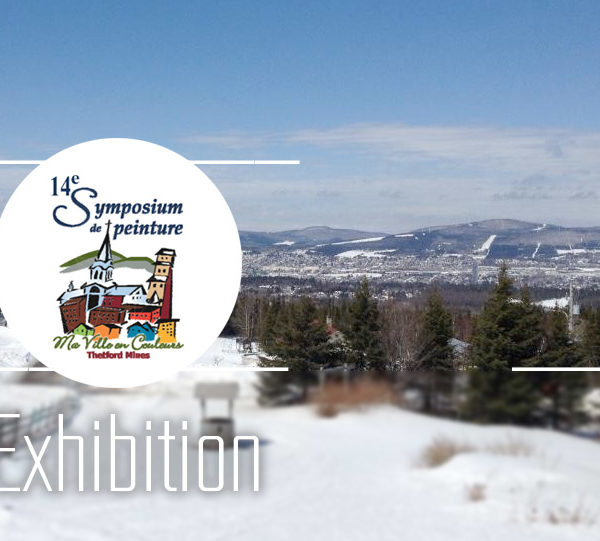 14th Symposium de Peinture in Thetford Mines