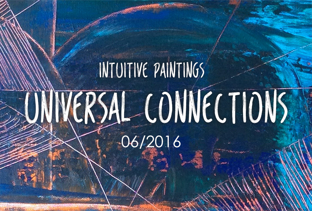 Intuitive Paintings: Universal Connections Crossed ...