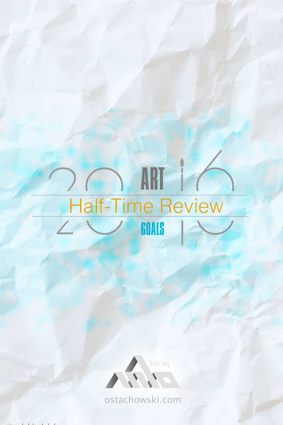 Half-time 2016 Art Goal Review