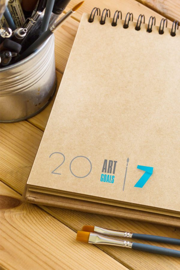 Art Goals 2017 and 2016 in Review