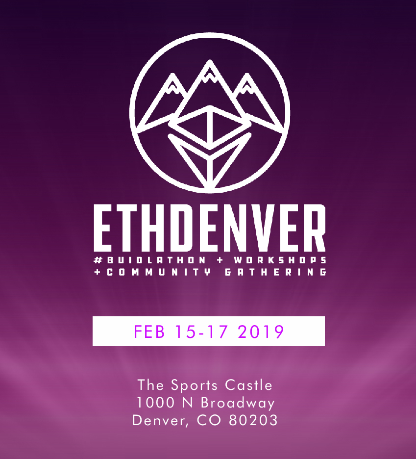 Ethereum Denver 2019