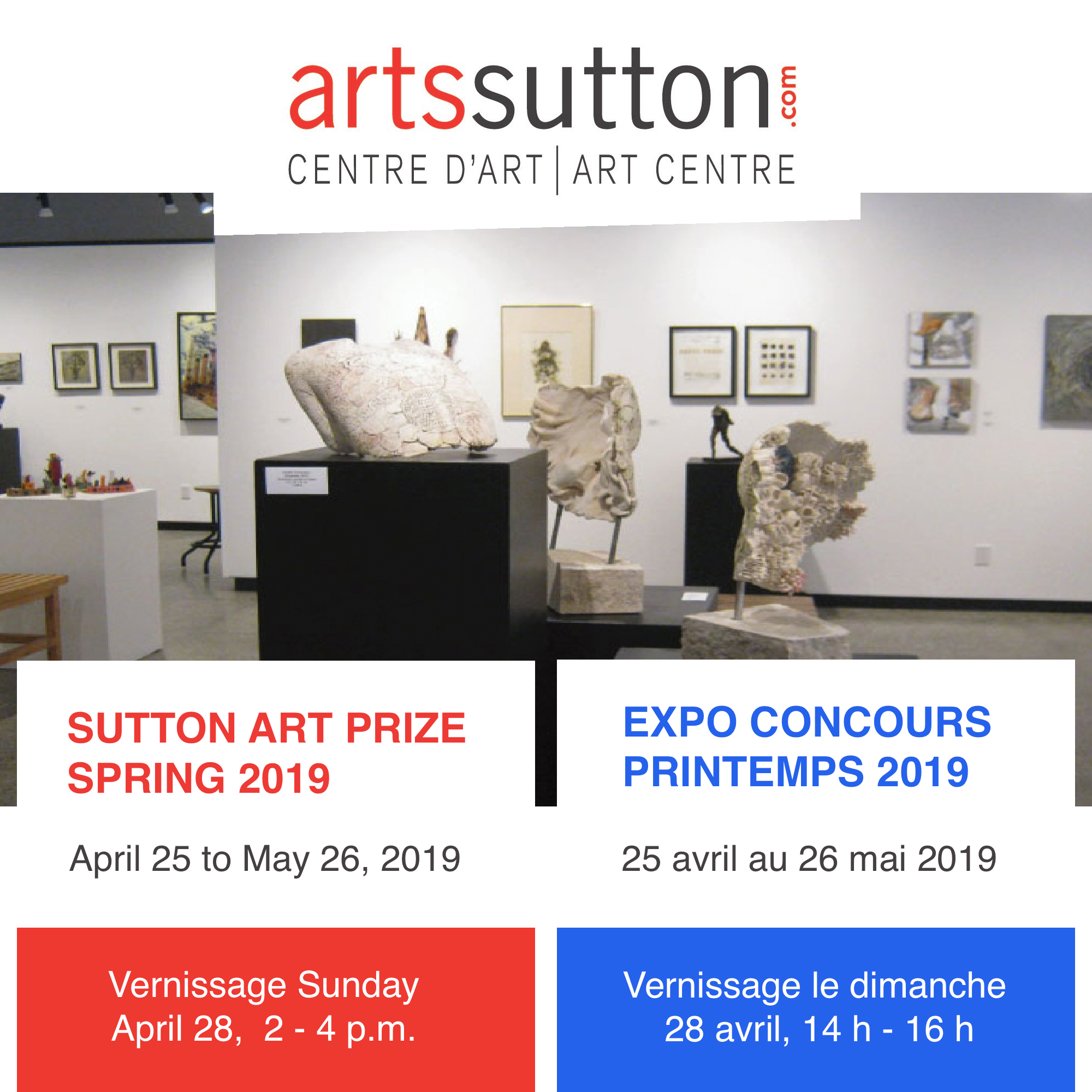 Sutton Art Prize Spring 2019
