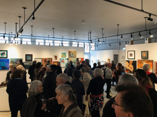 Vernissage Spring Art Prize Arts Sutton