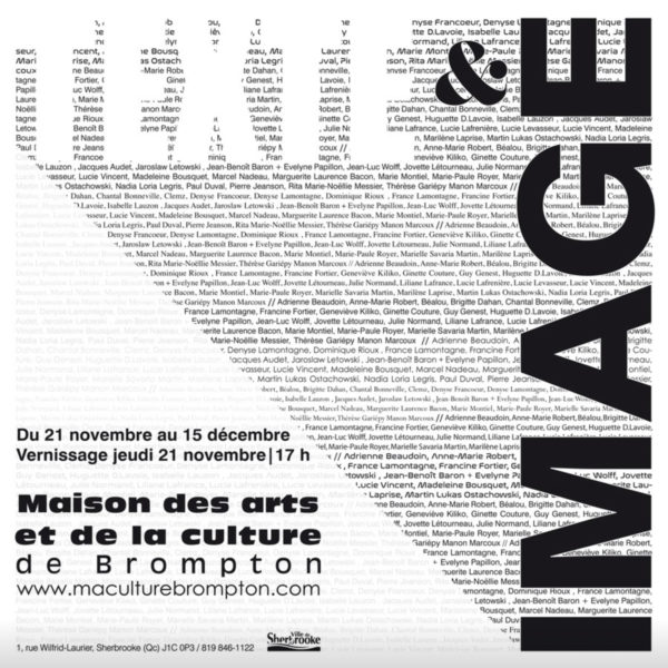 Texte & Image Group Exhibition