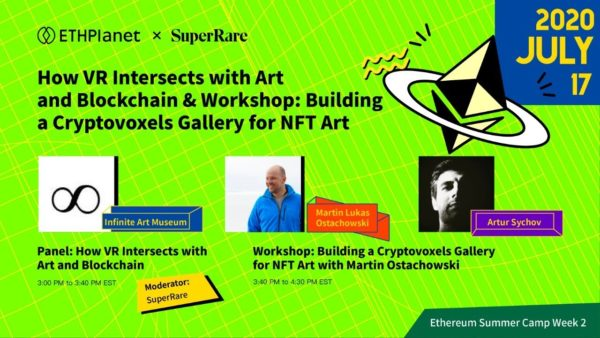 Cover How VR Intersects with Art and Blockchain