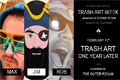 Trash Art Week Commemorates the First Anniversary of the Trash Art Movement