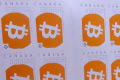Artist Pierre Bourque Initiates Bitcoin-themed Stamps
